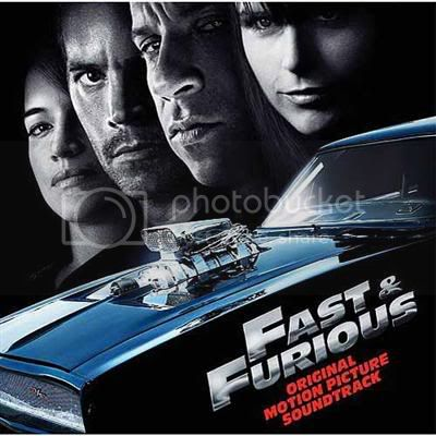 fastfurioussoundtrack Lista de canciones de rpido y furioso 4