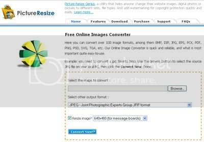 free online images converter Picture Resize Free Online Images Converter, redimensionar imgenes online